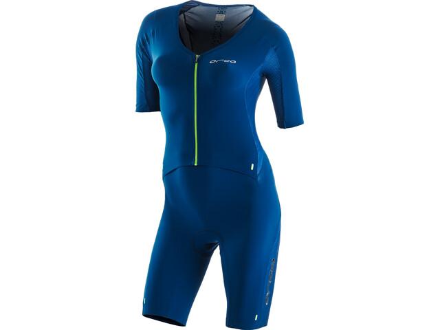 ORCA 226 Perform Aero Race Suit Women blue